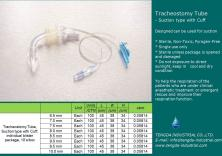 Tracheostomy -Suction type